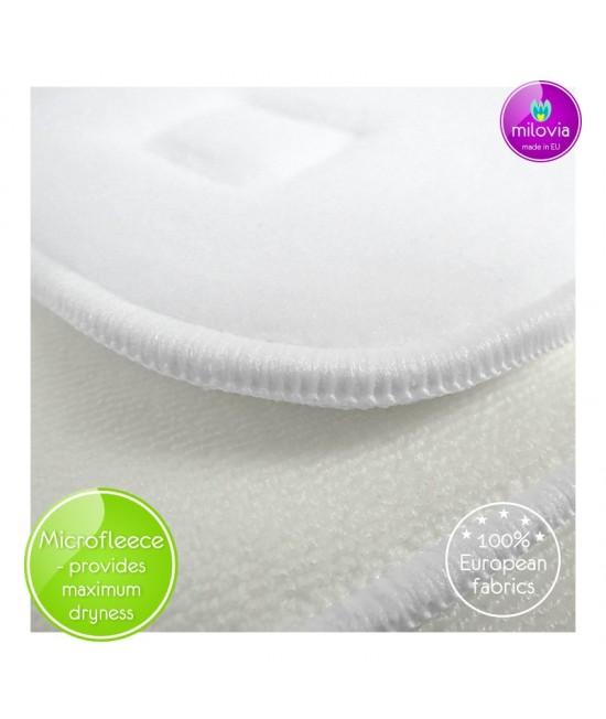 Insert (absorbant) de microfibră și polar Milovia