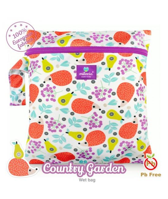 Săculeț pentru depozitarea scutecelor textile (Wet Bag) Milovia Country Garden