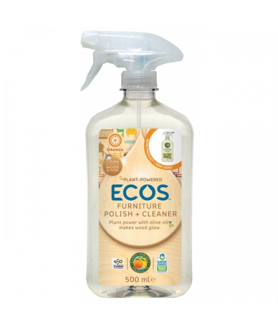 Soluție ecologică pentru lustruit mobila - polish Earth Friendly Products