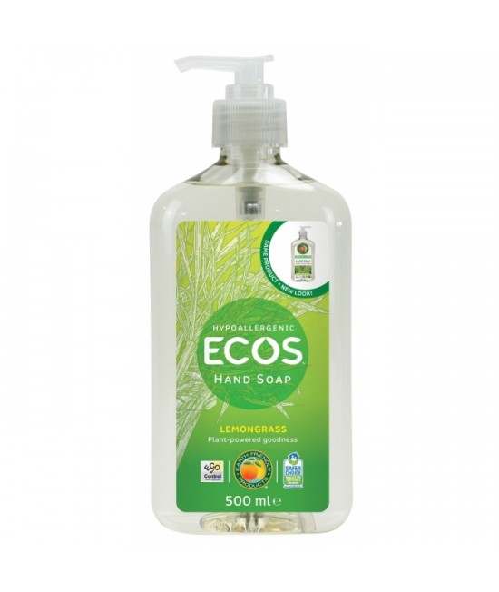 Săpun lichid ecologic Earth Friendly Products - cu lemongrass