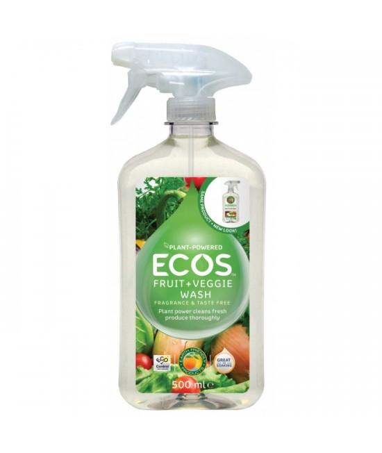 Soluție ecologică Earth Friendly Products pentru spălat fructe și legume