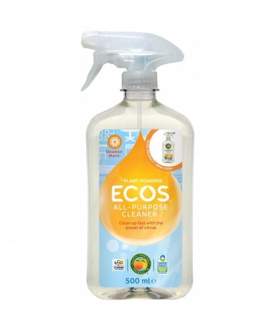 Detergent ecologic dezinfectant pentru toate suprafețele - soluție cu citrice Earth Friendly Products