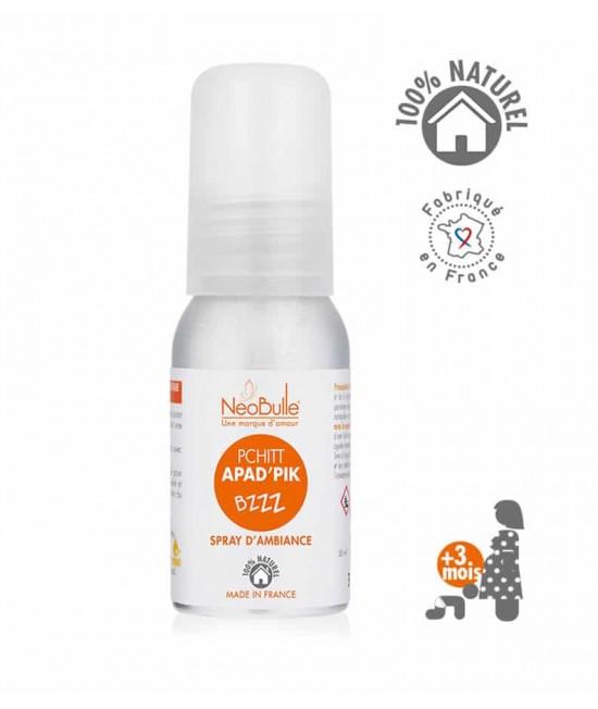 Spray de cameră natural contra țânțarilor Neobulle