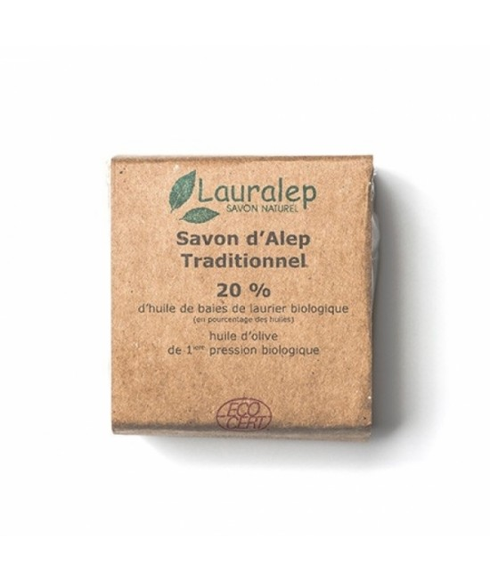 Săpun BIO de Alep Neobulle 20% dafin - 200 grame