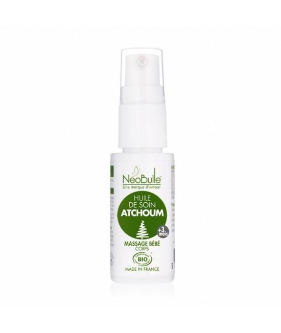 Soluție contra gripei Neobulle 100% naturală și organică din uleiuri esențiale