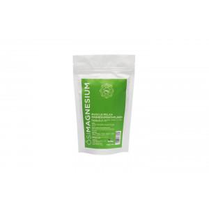 Fulgi de baie Muscle Relax (anti-dureri) cu magneziu și ulei esențial de eucalipt OsiMagnesium - 250 grame