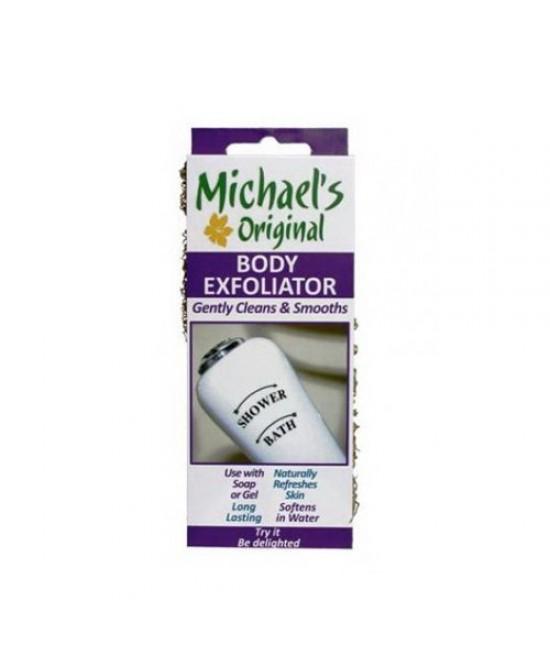 Burete (lufa) exfoliant pentru corp 100% natural Michael's Original