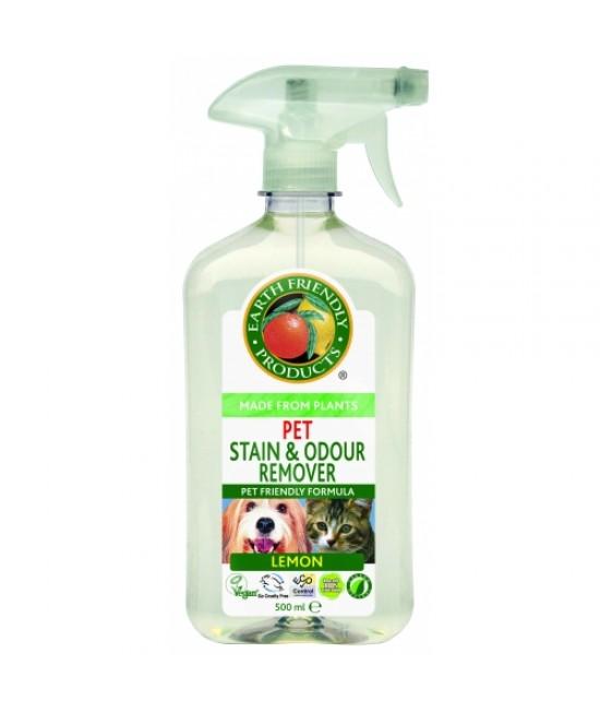 Soluție ecologică pentru eliminarea petelor și mirosurilor de animale - Earth Friendly Products