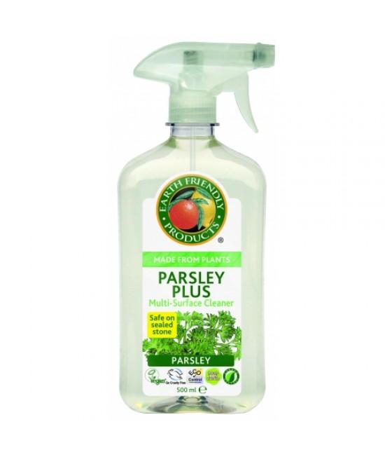 Detergent ecologic dezinfectant pentru toate suprafețele - soluție cu pătrunjel Earth Friendly Products