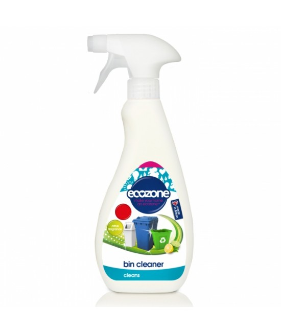 Soluție igienizantă Ecozone cu citrice pentru curățarea pubelelor - 500 ml