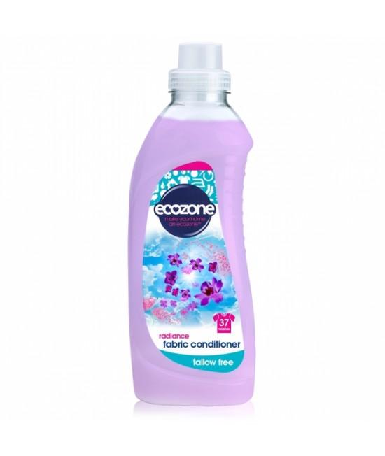 Balsam de rufe Ecozone Radiance cu violete, vanilie și lavandă - 1 L