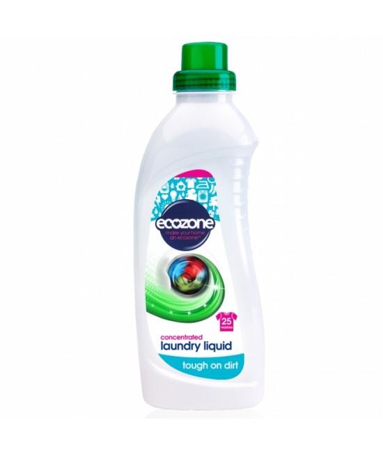 Detergent BIO Fresh concentrat Ecozone pentru rufe - 25 spălări, 1L