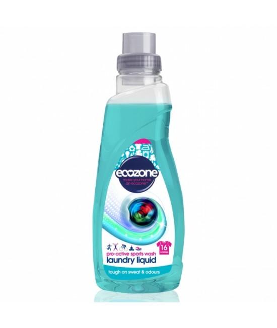 Detergent BIO Ecozone lichid Pro-Activ Sport pentru îmbrăcămintea sport - 750 ml