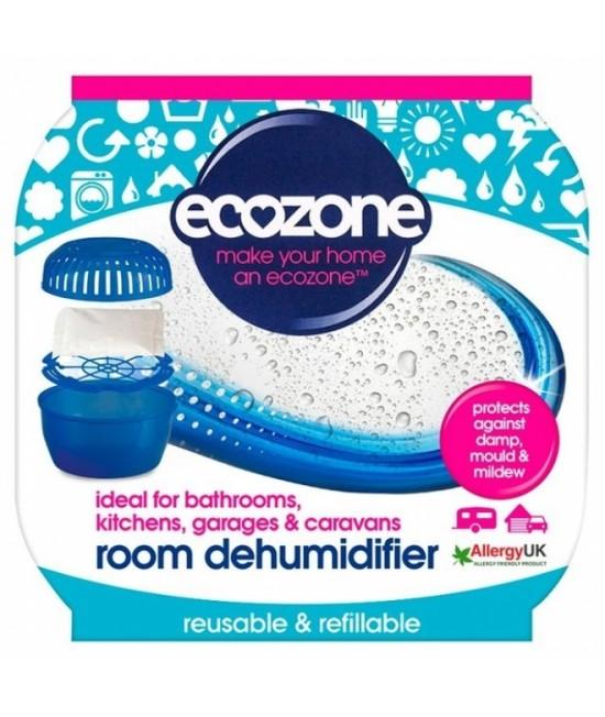 Dezumidificator Ecozone pentru cameră - anti-mucegai, anti-mirosuri - 450 g