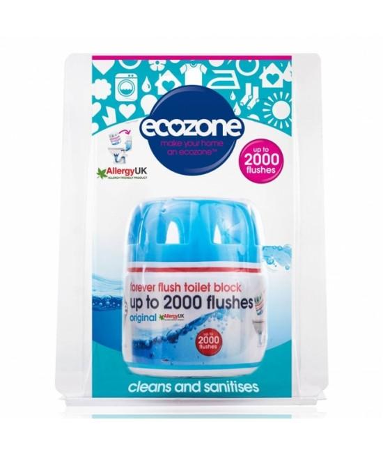 Odorizant non-toxic Ecozone pentru bazinul de toaletă - 2000 de utilizări