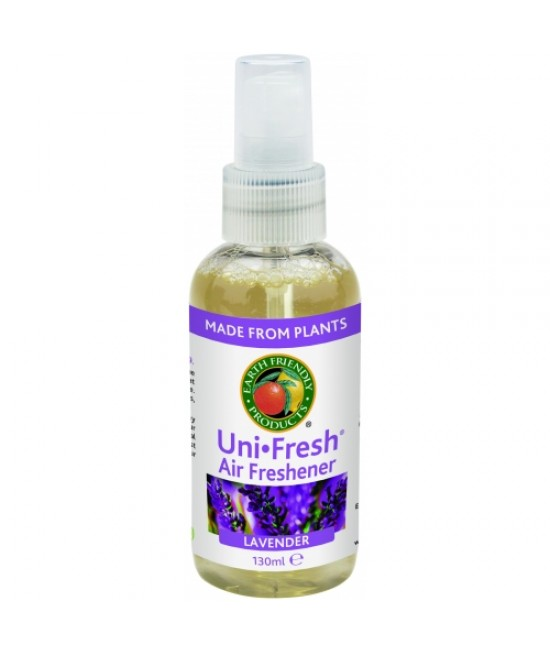 Odorizant pentru cameră ecologic cu ulei esențial de lavandă Earth Friendly Products