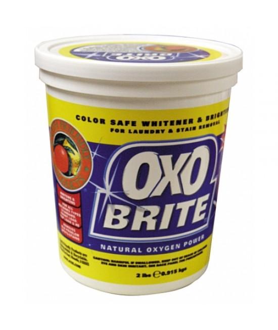 Oxo Brite - înălbitor și dezinfectant pentru rufe pe bază de oxigen, fără clor