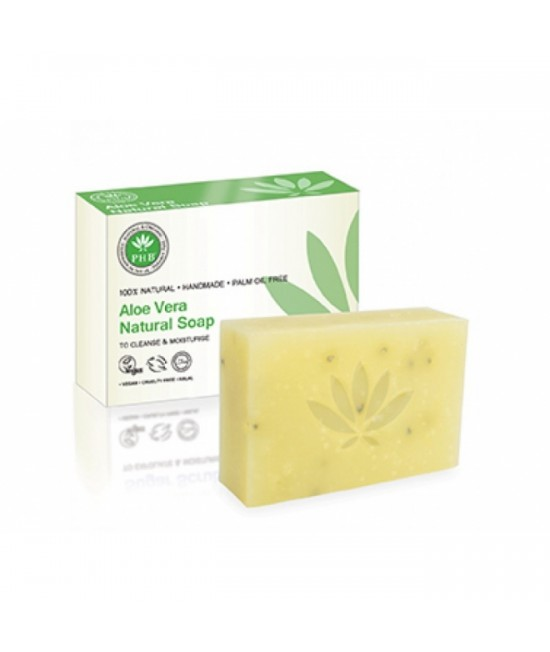 Săpun natural handmade cu aloe vera PHB Ethical Beauty