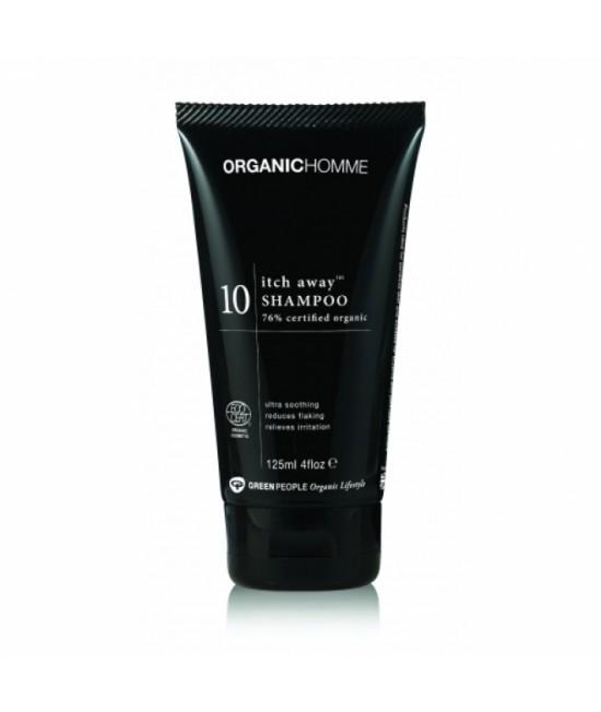 Șampon BIO anti-mătreață și anti-iritații Green People Itch Away pentru bărbați