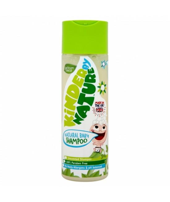 Șampon natural Jackson Reece fără parfum pentru copii