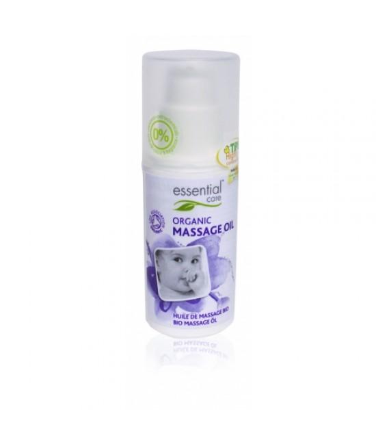 Ulei de masaj Essential Care 100% organic pentru bebeluși