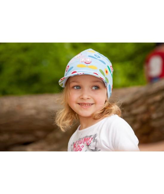 Șapcă cu cozoroc Pickapooh din bumbac organic - pentru copii