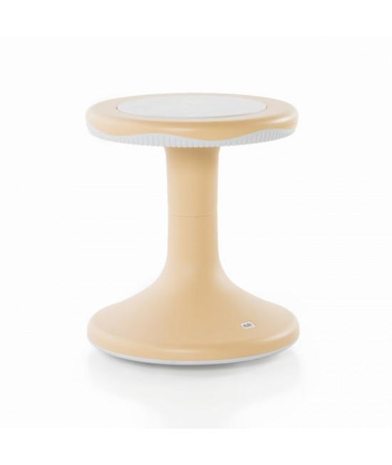 Scaun kinetic de echilibru Tilo crem pentru adulți