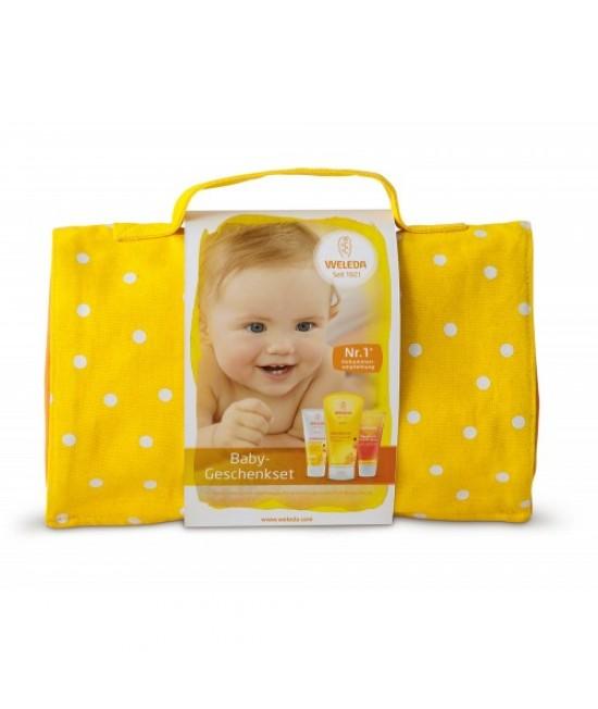 Set cadou - pentru mămici şi copii Weleda Baby