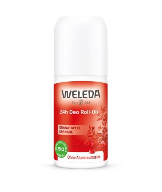 Deodorant natural Weleda roll-on Rodie