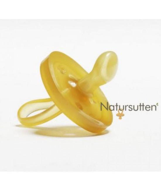Suzetă din cauciuc natural Natursutten - ortodontică