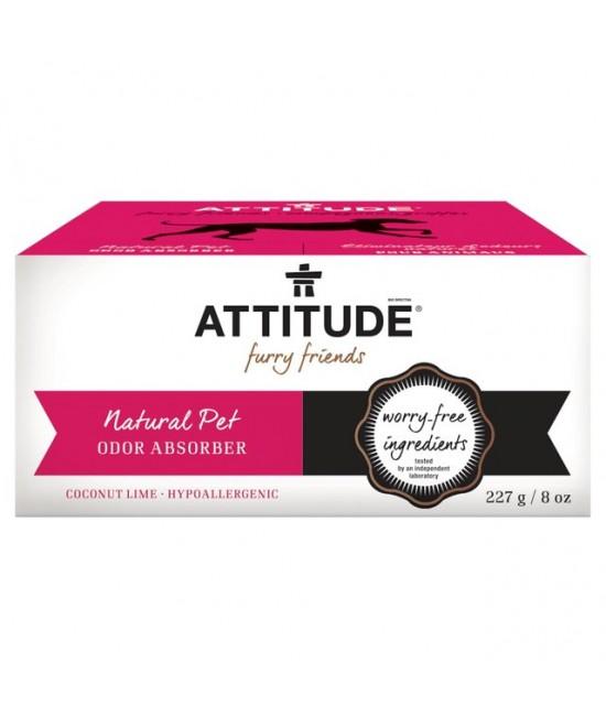Capsule absorbante naturale de mirosuri neplăcute Attitude