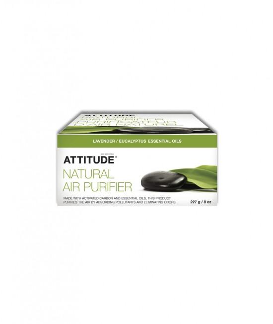 Purificator de aer natural cu uleiuri esențiale de lavandă și eucalipt Attitude