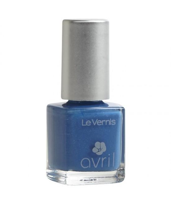 Lac de unghii BIO Avril Bleu Azur
