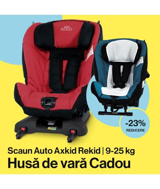 Scaun Auto Rear Facing Axkid Rekid + Husă de vară