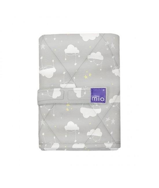 Saltea textilă pliabilă pentru schimbarea scutecului Bambino Mio Cloud Nine (Change Pad, Aleză refolosibilă)