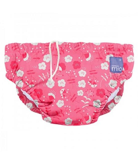 Scutec refolosibil pentru înot Bambino Mio - Poppy