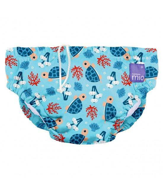 Scutec refolosibil pentru înot Bambino Mio - Turtle Bay