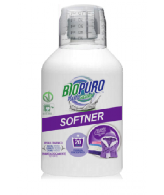 Balsam BIO hipoalergen Biopuro pentru rufe - 500 ml