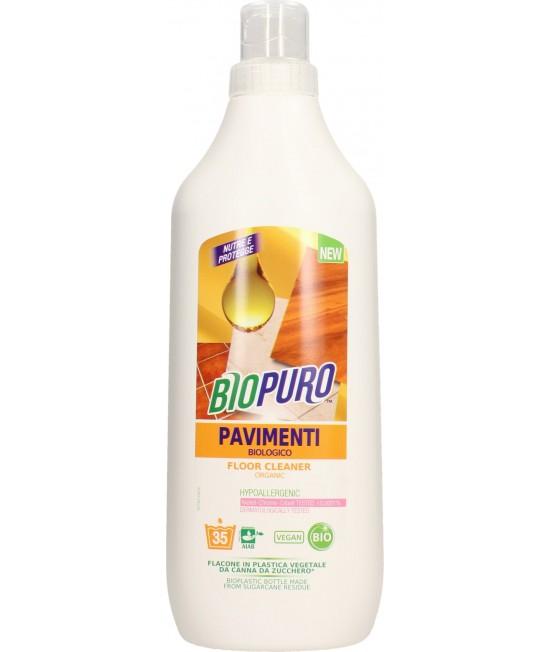 Detergent BIO hipoalergen Biopuro pentru pardoseli