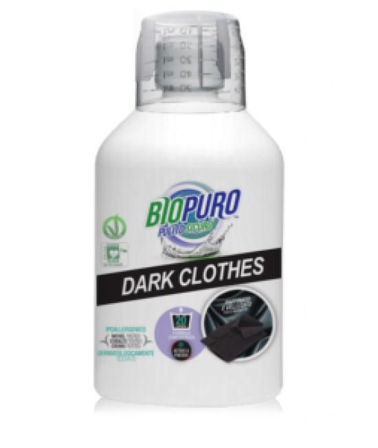 Detergent BIO hipoalergen Biopuro pentru rufe negre
