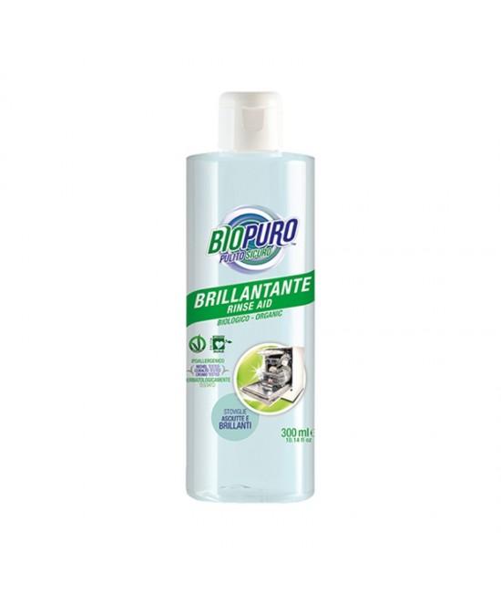 Soluție BIO de clătire Biopuro pentru mașina de spălat vase