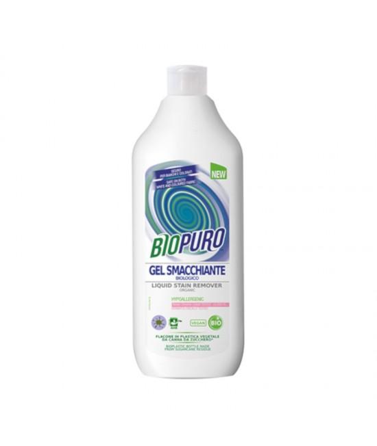 Detergent BIO hipoalergen Biopuro pentru scos petele