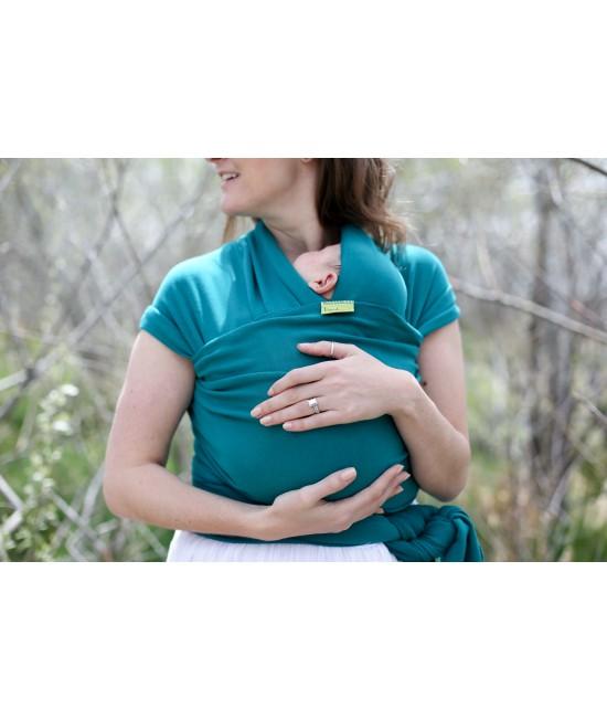 Wrap elastic pentru purtarea bebelușilor Boba ediție limitată Oasis