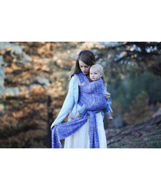 Wrap elastic pentru purtarea bebelușilor Boba ediție limitată Boho