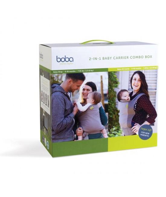 Set de 2 sisteme de purtare Boba