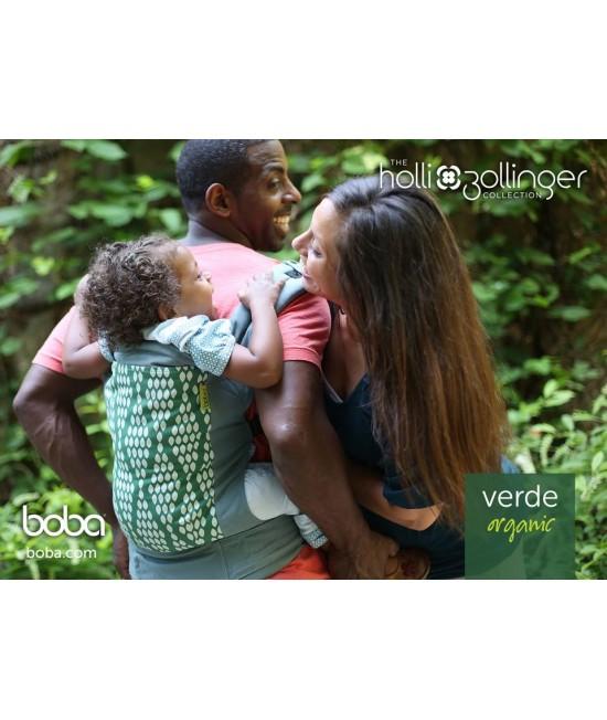 Marsupiu SSC Boba Carrier 4G Verde Organic