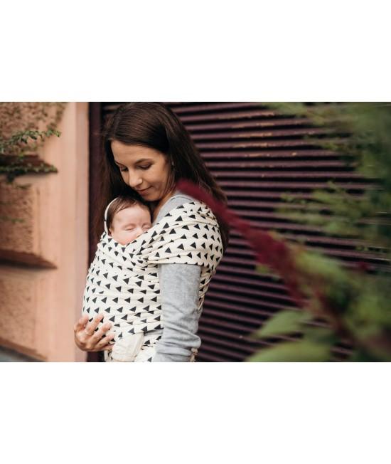 Wrap elastic pentru purtarea bebelușilor Boba Arrow
