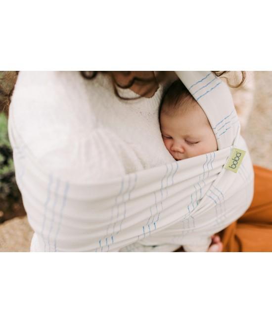Wrap elastic din bambus pentru purtarea bebelușilor - Boba Riviera
