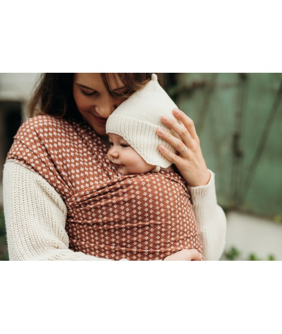 Wrap elastic pentru purtarea bebelușilor Boba Hali