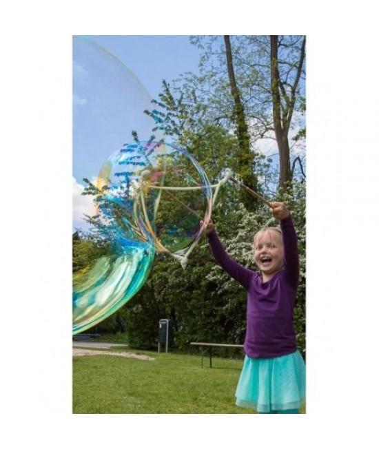 Kit de baloane de săpun gigantice Bubble Lab